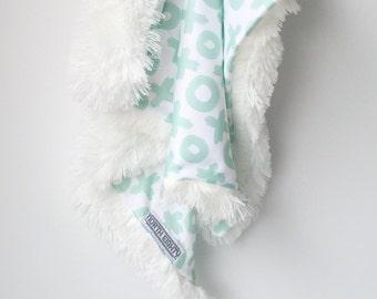 Minky Baby Blanket - Minky Baby Blanket Boy - Minky Blanket Boy - Minky Blanket - Stroller Blanket - Baby Blanket - Baby Shower Gift - Baby
