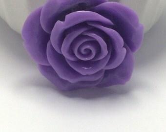 Gumball flower bead, gumball bead flower, chunky bead flower, 42mm, bubblegum flower bead, gum ball flower bead, bubble gum flower bead,