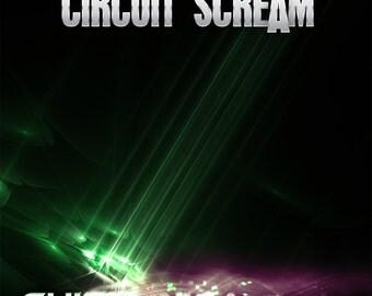 Circuit Scream: Guitronica EP - Mp3 Download - Instrumental Guitar Music
