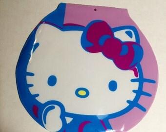 Vintage Sanrio Hello Kitty CD Case, Organizer, Holder, Rare Collectable