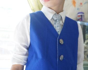 Custom Boys Vest