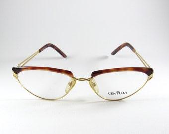 Vintage Cat Eye Frames, Dedalo by Ventura, Cat Eye Glasses, 80s, Prescription Glasses, Womens Sunglasses, Gift for Her, Vintage Eyeglasses