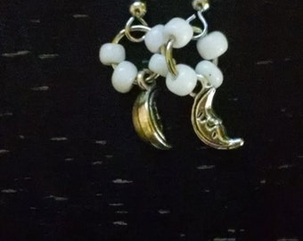 Cresent Moon Earrings