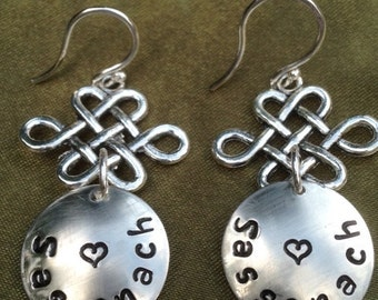 Sassenach Earrings