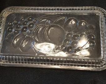 Federal Glass Refrigerator Dish Lid