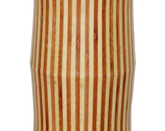 Bamboo Vase Set of 2 vases