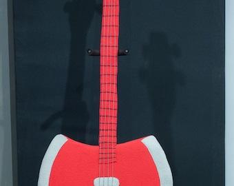 Marceline's Axe bass guitar (Full size)