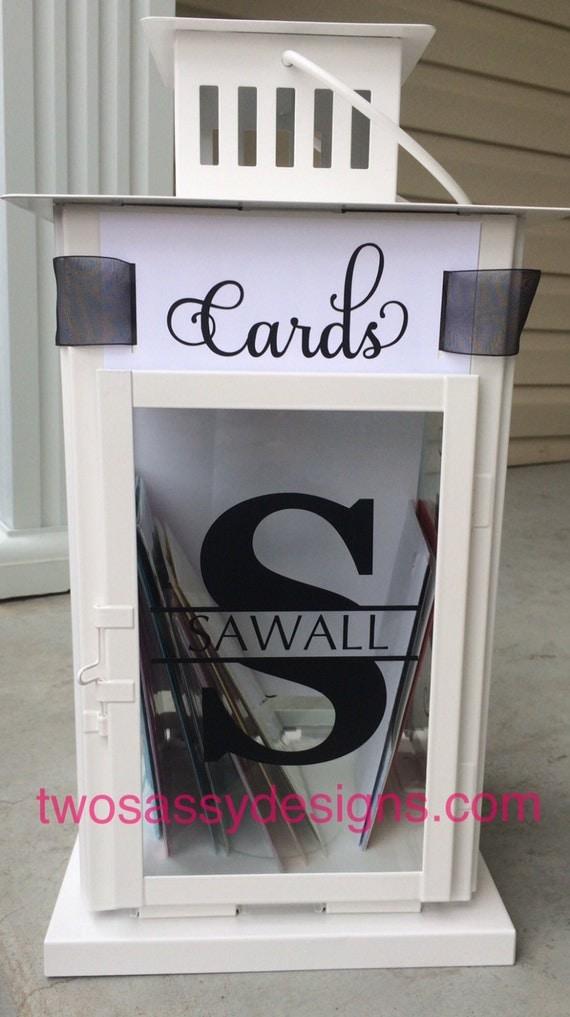 Wedding Card Box, Wedding Card Lantern, Wedding Card Holder ...