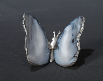 Lovely Agate Butterfly