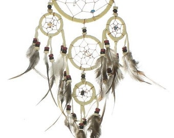 Earth Child Dreamcatcher , Dream Catcher, Wall Hanging, Home Decor