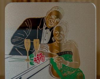 CUSTOM Portrait Art - full color
