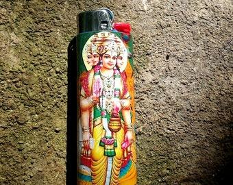 Brahma: The Creator Hindu Deity Lighter