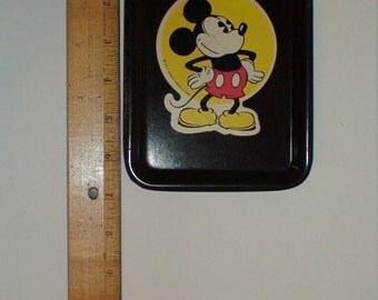 Vintage Mickey Mouse Tray