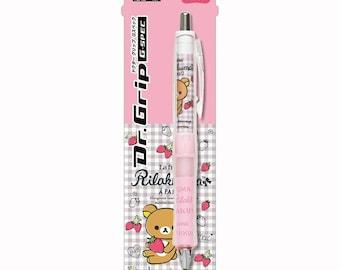 SAN-X Rilakkuma Dr. Grip Pink Ballpoint pen PP21801