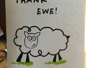Thank ewe!
