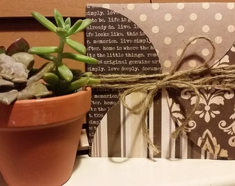 Gift Card Holder/Favors Envelope