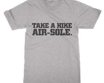 Take a Hike Air-Sole t-shirt