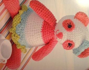 Crocheted Teddy Bear
