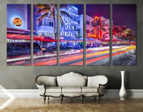 Wall Art Miami - Elitflat