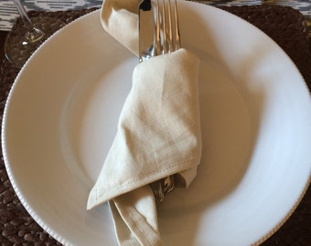 Linen Cloth Napkins