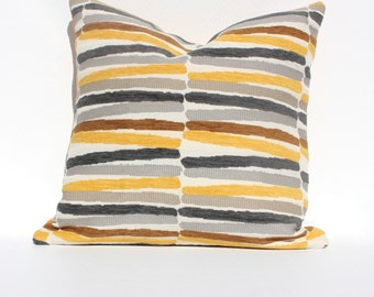 JONATHAN LOUIS -- Decorative Pillow Cover (Mid Century Modern)