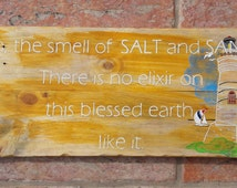 Rustic Handmade Sign From Reused Pallets, Vintage Sign, Wall Decor, Shabby Chic, Pallet sign, Farmhouse Style, Handmade Sign