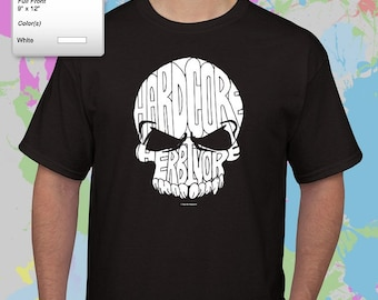 Hardcore Herbivore T-shirt