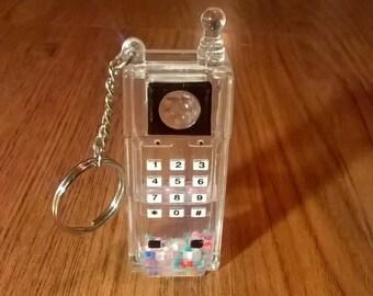 Wireless Telephone Keychain