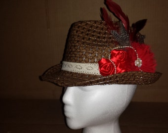 Women's Straw Hat. MARKED DOWN!