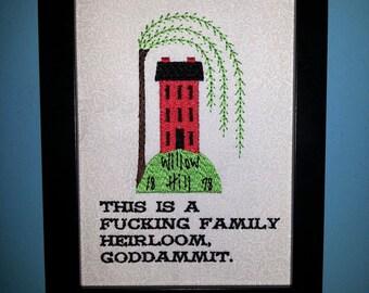 A Family Heirloom