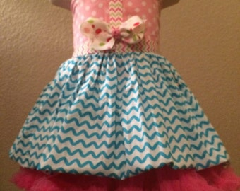 Toddler Pageant Casual Wear-MultiColored Toddler Pageant Casual Wear-Fancy Girl's Casual Dress Pageant