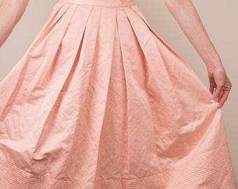 Full Pleated Skirt (S)
