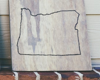 Burned State - Oregon