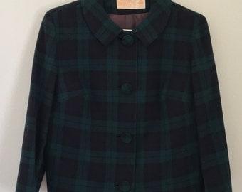 Plaid Pendleton Suit (skirt)