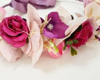 Pink Bride Accessories