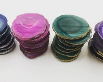 Coasters - Geodes (individually priced)