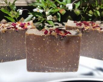 Sandalwood & Rose Soap