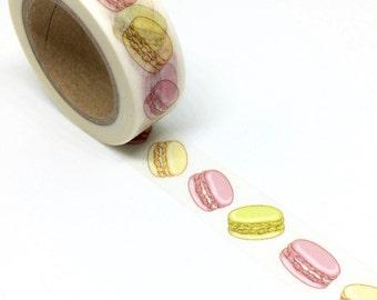 Macaroon Washi Tape