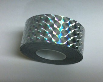 Holographic Prism Tape, Free Shipping for USA, Iridescent Vinyl Tape