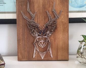 Deer with Copper