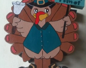 Thanksgiving Napkin Holder