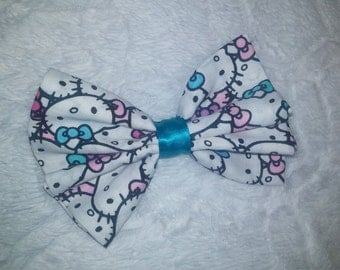 Hand made Hello Kitty bow