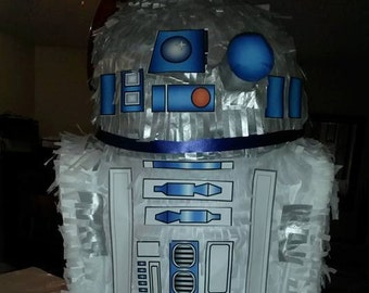 R2D2 Star Wars Piñata. Handmade. New