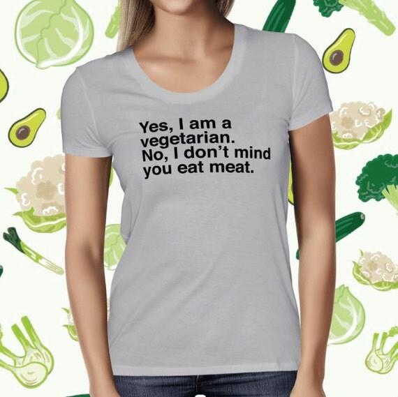 Vegan Women's T-shirt - Statement Vegan Tee for Women - Vegetarian Shirt - Plant-based Tee Shirt - Pun Vegan Shirt - Funny Statement Tshirt