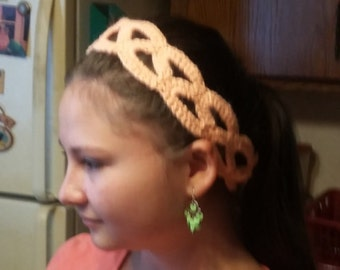 Interlocking Ovals Headband
