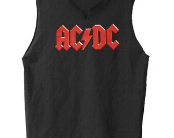Logo  - AC/DC muscle shirt