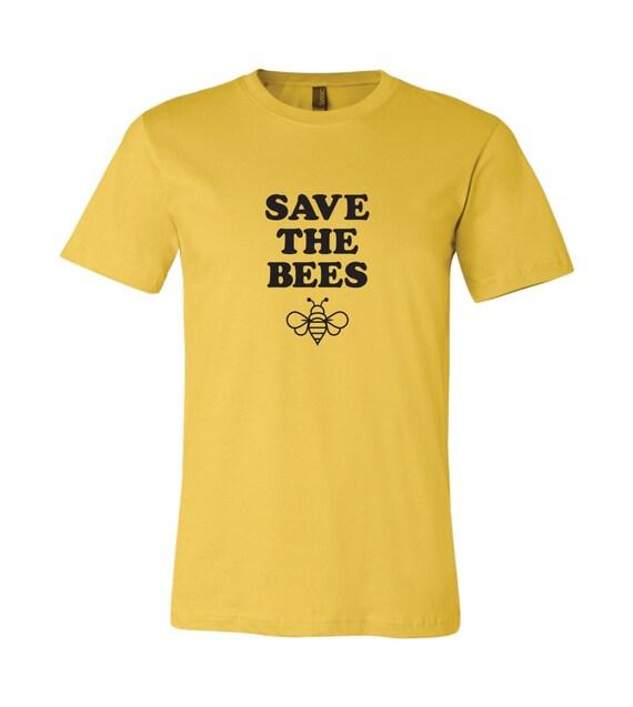 Save The Bees Tshirt