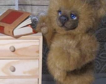 Teddy Bear MORRIS 8.6 inches
