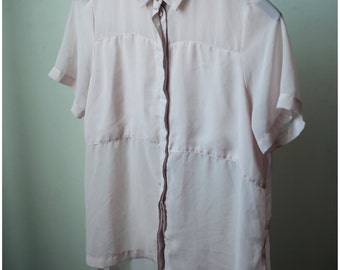 Beautiful Shirt Vintage Womens SMALL/MEDIUM
