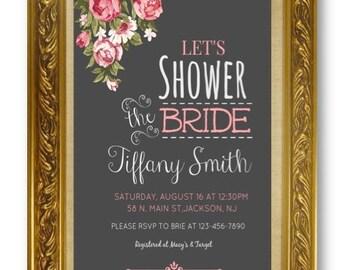 Shower the Bride Invitation